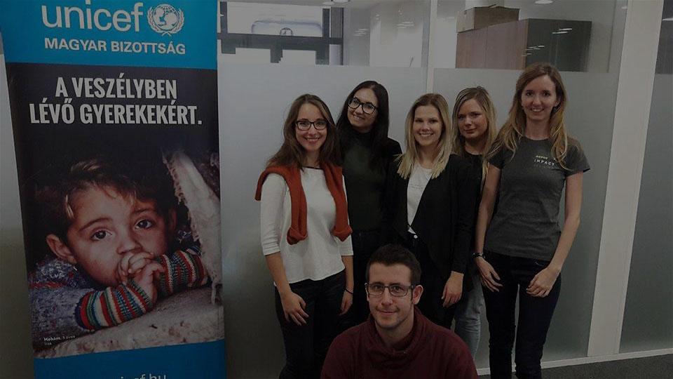 UNICEF - kommunikációs képzés