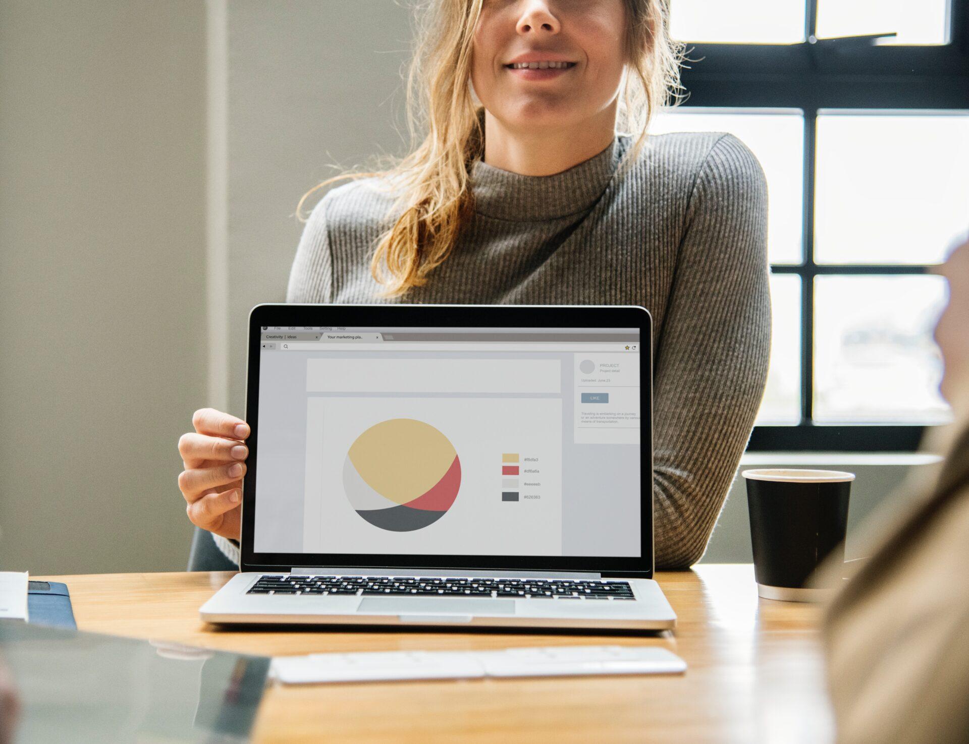 Hogyan prezentálj adatokat