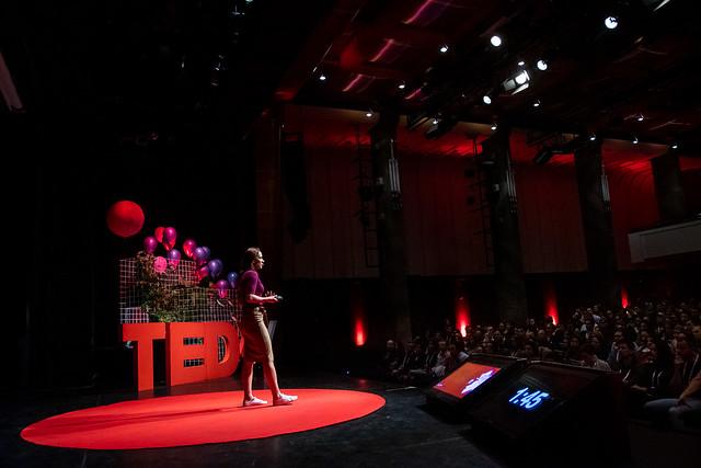 TedxYouth előadás