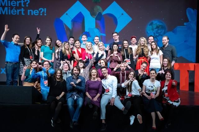TedxYouth előadók